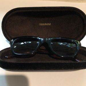 Tom Ford FT0237 Snowden Geometric Sunglasses